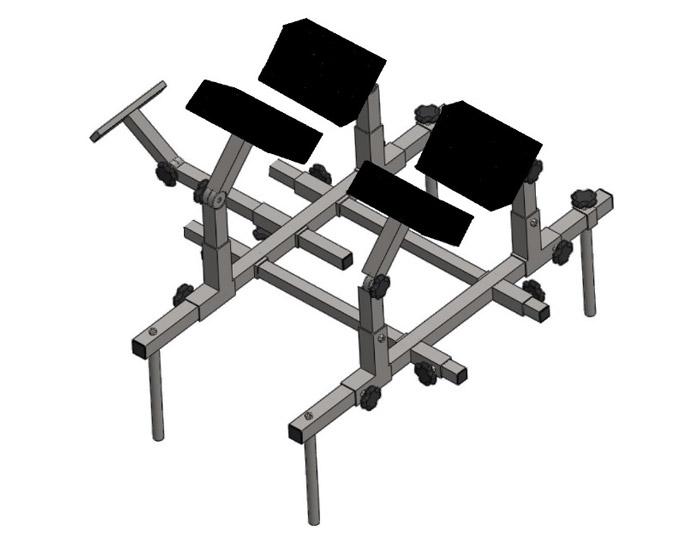Accessoires de tables d'opération - Produits sur demande- ASL Accessoires